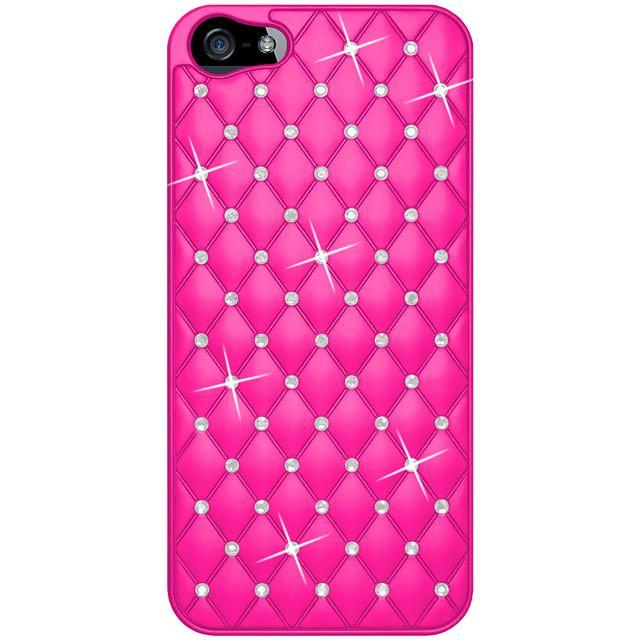 Hot Pink I Phone 5 Case
