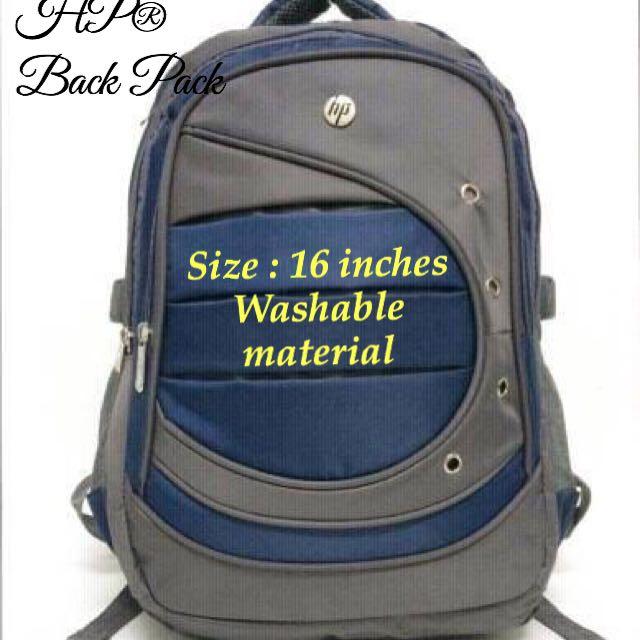 HP® Back Pack