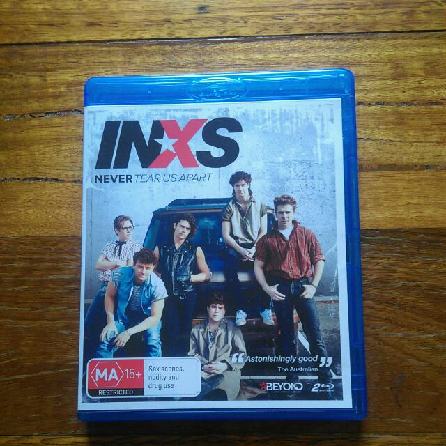 Inxs- Blu-ray