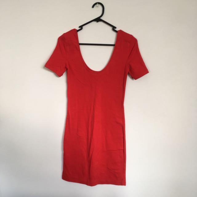 Kookai Red Top/ Dress