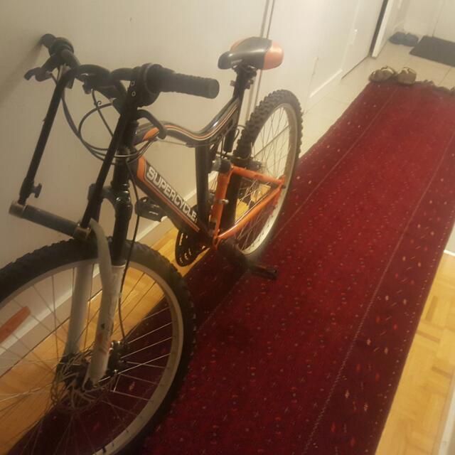 My Bike Rally God Bike