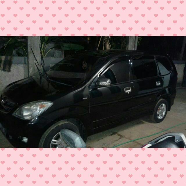 Over Kredit Avanza Type G Manual Th 2009