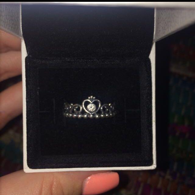 "Pandora ""princess"" Ring"