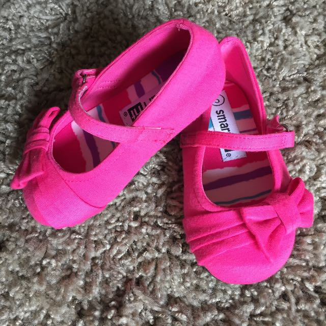 Payless Avery Flats in Pink