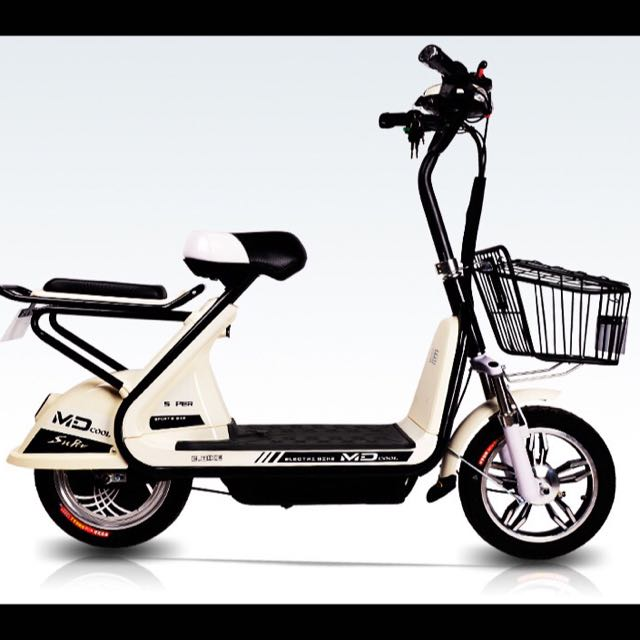 Pre Order 2 Seater Electric Bike Sports Scooters Skates On