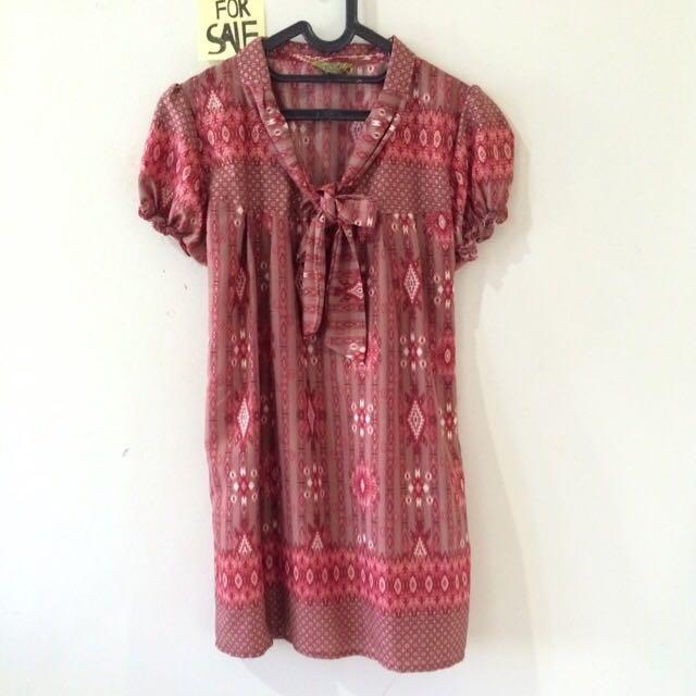 Puffy Batik