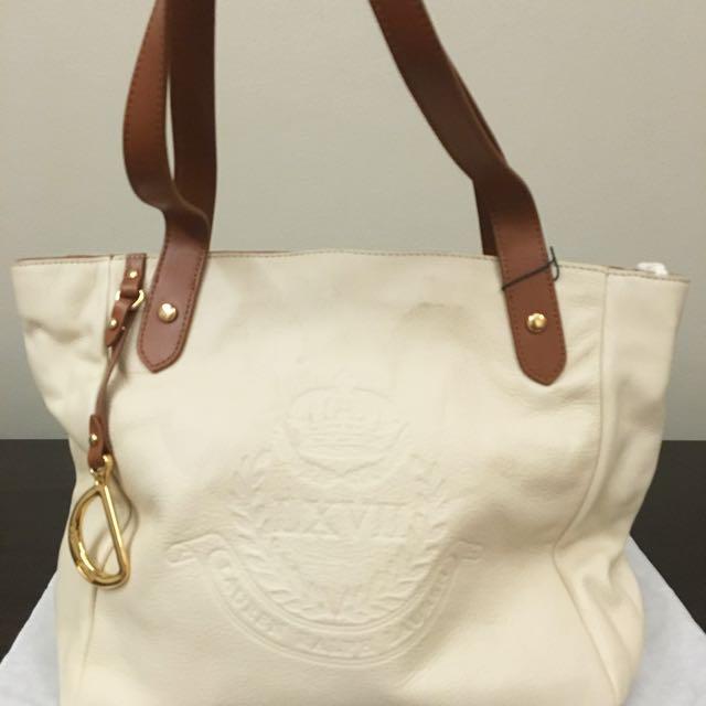Authentic Ralph Lauren Shoulder Bag