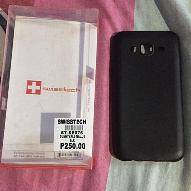 Samsung j5 2015 Swisstech Case