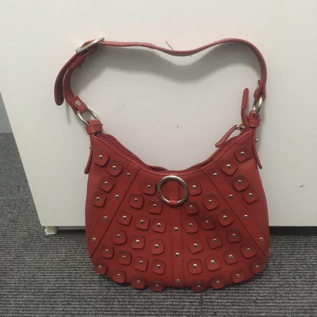 Milli Red Handbag
