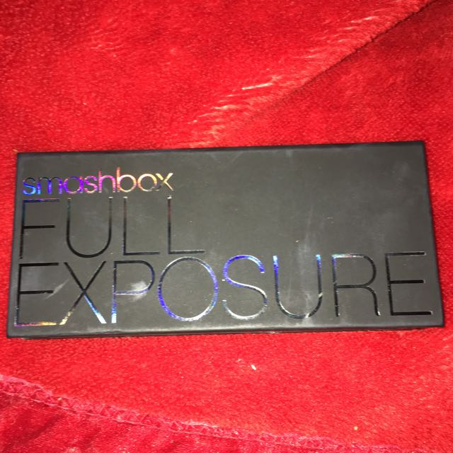 Smashbox Full Exposure Pallete