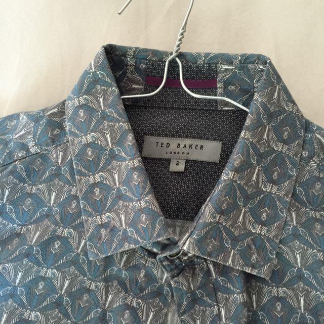 Ted Baker Suit/Dress Shirt