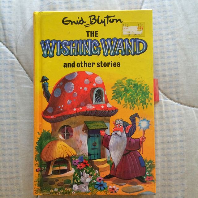 The Wishing Wand and Other Stories