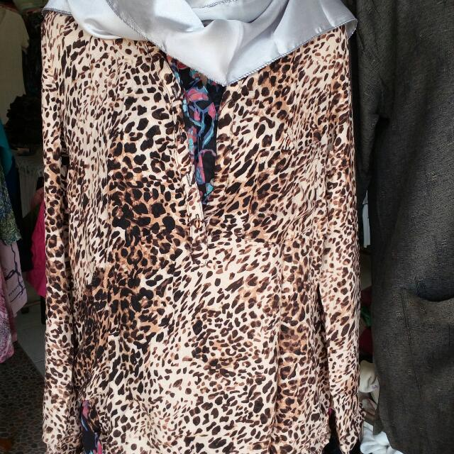 Woman Shirt Fit To L