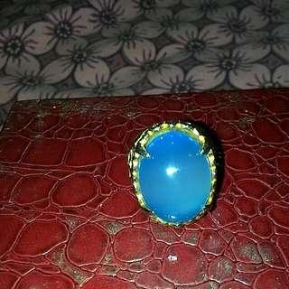 Blue Calsedony