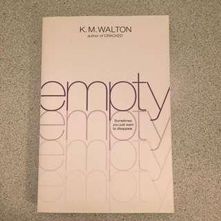 Empty by K.M. Walton