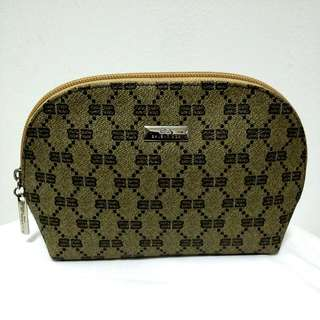.(Reduced)Vintage Balenciaga Pouch Clutch Bag