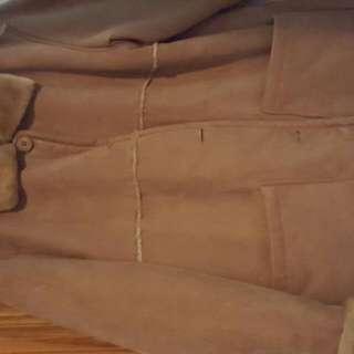 Brown/tan Fall/winter Jacket