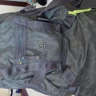 Lululemon Grey Backpack Large
