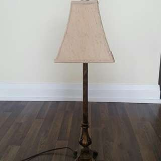 Bombay Table Lamp