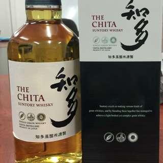 Japanese Chita Whisky