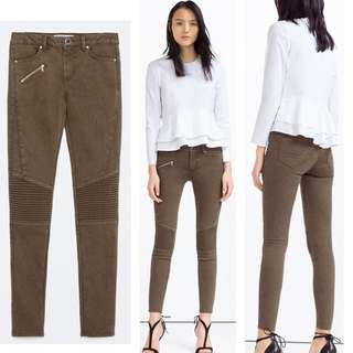 ⚡️REDUCED⚡️Zara Moto Pants
