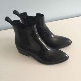 Sold Pending Genuine Jeoffrey Campbell Rainboots