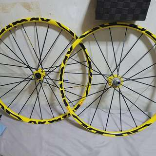 Mavic Crossmax Enduro Mtb Wheelset