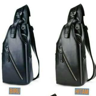 (IMPORT) SLING Bag/Tas Punggung Bahu XO Pria | Korban Style