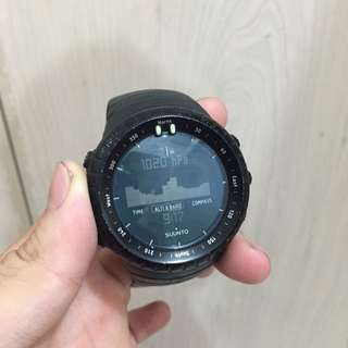 SUUNTO CORE ADVENTURE WATCH