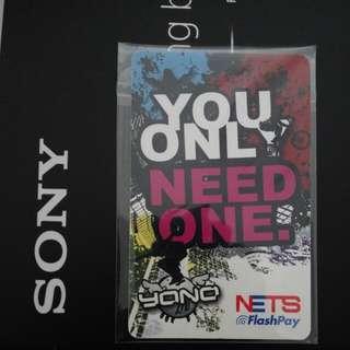 Gudetama Ezlink And Nets Flashpay Yoni Limited Edition