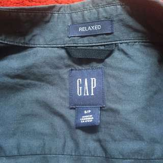 Preloved Authentic Gap  Shirt