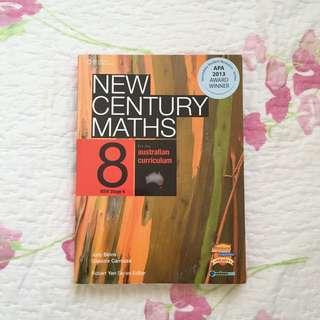 New Century Maths 8 NSW Stage 4