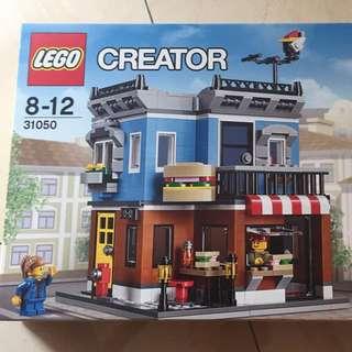 Lego Deli Corner