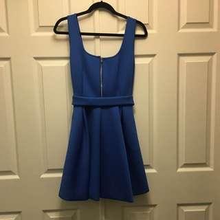 Maje Blue Dress Size 1