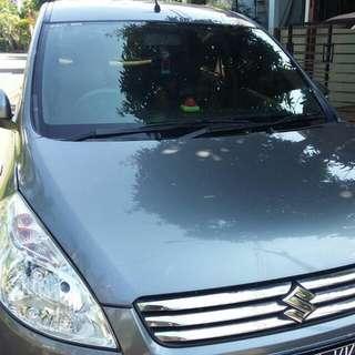 Suzuki Ertiga GL..manual 2012
