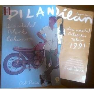 Dilan I & Dilan II - Pidi Baiq