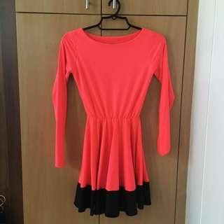 Pink Dress (Small)