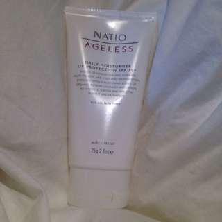 natio ageless moisturiser