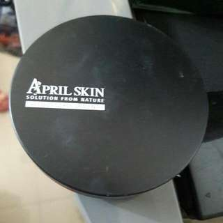 April Skin Natural Bridge