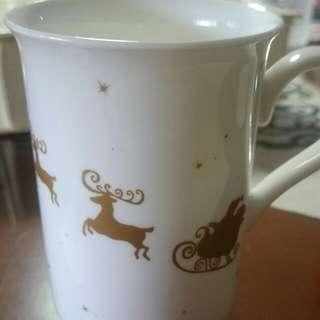 🚚 聖誕節杯子