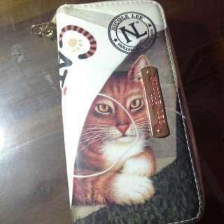 Nicole Lee Wallet/Dompet (Cat)