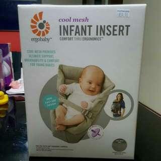 New Ergo Infant Insert