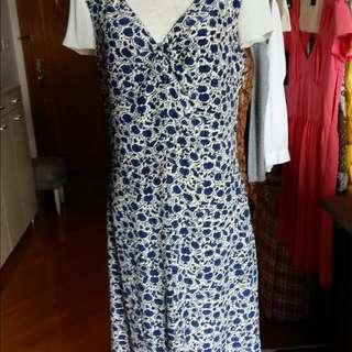 100%silk Dress