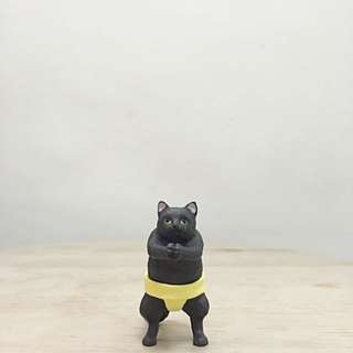 貓咪站立系列扭蛋