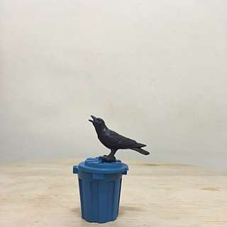 扭蛋 烏鴉和垃圾系列