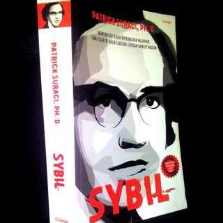 SYBIL - Biography Book ( Menyingkap Kisah Kepribadian Majemuk & Kisah Dibalik Lukisan-lukisan Shirley Mason )