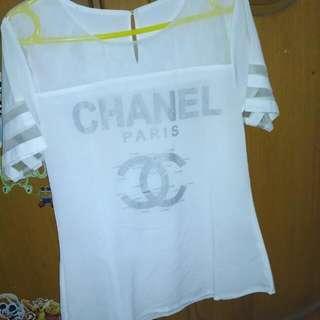 Channel Tee