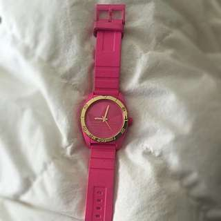 Pink And Gold Adidas Originals Watch