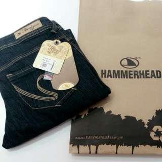 Skinny FIT/STRETCH  HAMMERHEAD