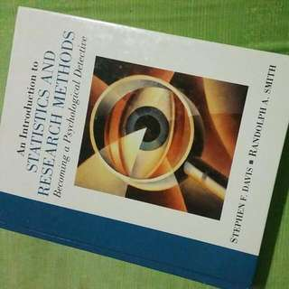 An Intro To Statistical & Research Methods